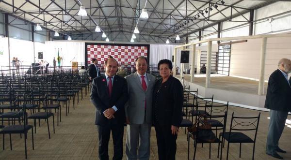 Presidente da Girolando convida autoridades para a Megaleite 2017