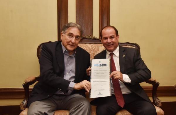 Governador de Minas e prefeito de BH confirmam presença na Megaleite 2018