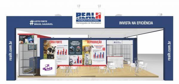 Megaleite 2018: Real H terá estande técnico com palestras aos produtores