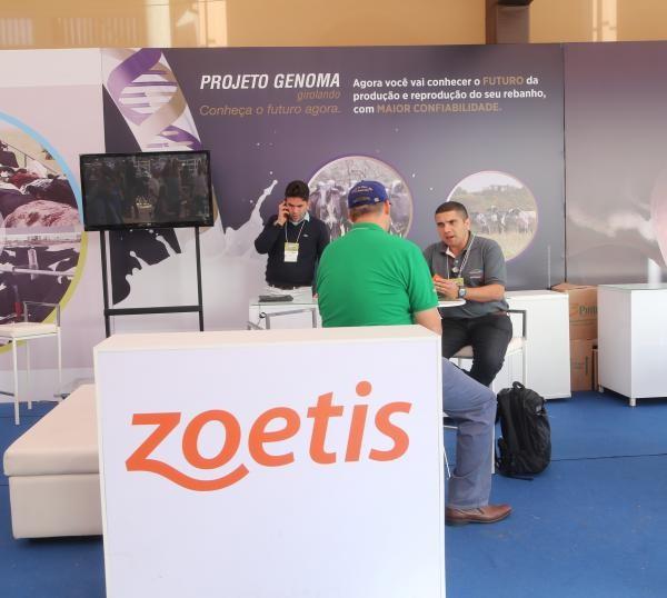 Zoetis participa da Megaleite 2019