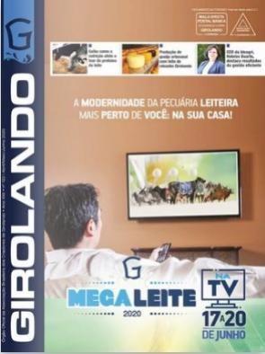 Acesse a nova edição da revista Girolando